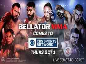 2020年10月16日Bellator 249期 - 直播[视频] Cyborg vs. Blencowe