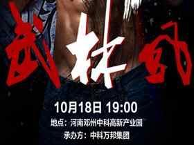 2020年12月5日武林风录播邓州站 - 直播[视频] 铁英华vs刘亚宁