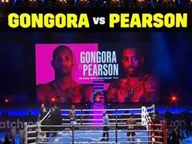 2021年4月18日IBO超中量级拳赛 贡戈拉vs皮尔森 -战报[视频] GONGORA Vs. PEARSON